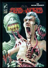 DeadWorld Comics #5 NM+ 9.6 White Pages, Arrow, Variant Cover Locke Walking Dead