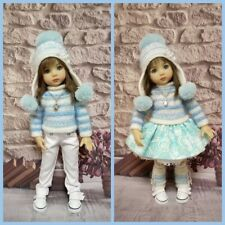 Outfit for Little Darling doll (13 inches)