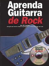 Hal Leonard HL14001979 Aprenda Guitarra De Rock