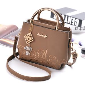 Women Lady Leather Handbags Shoulder Bags Messenger Satchel Tote Crossbody Purse