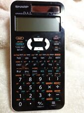 Sharp EL-506XBWH Scientific Calculator EL-506X-BWH