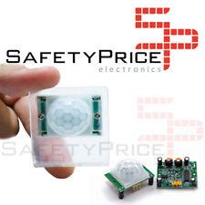 HCSR501 Modulo Sensor de movimiento PIR HC-SR501 + SOPORTE ACRILICO