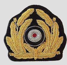 German Kriegsmarine Battleship Ship War Navy Hat Cap Uboat Badge Patch U Boat EK