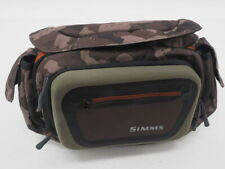 Simms Tactical Fishing Hip/Chest Pack Camo Green/Orange