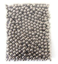 5.47mm Hard Carbon Steel Ball Bearing Slingshot & Catapult Ammo (Pack of 500)