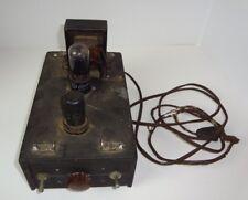 RARE! Vintage Thordarson Tube Amplifier Parts or Repair Home Decor