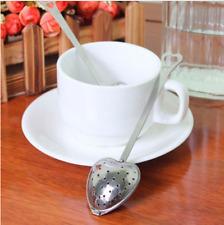 Heart Shape Stainless Steel Tea Infuser Spoon Strainer Steeper