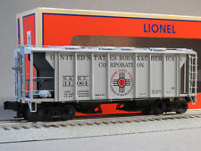 LIONEL US BORAX PS-2 COVERED HOPPER CAR 31064 O GAUGE train freight 6-85103 NEW