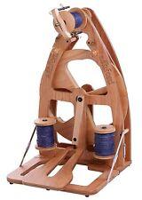 Ashford Joy Spinning Wheel 2 & Carry Bag Set - Single Treadle JSW2CB