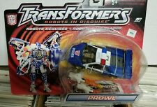 Transformers: RID Robots in Disguise (2001) - PROWL (Super Charged) MOC MOSC