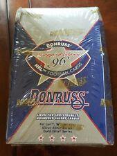 1996 Donruss Football Hobby Box