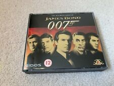 The  Ultimate Dossier James Bond 007 PC CD ROM