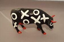 Cow Parade Cow Figurine #9176 Hugs and Smooches NIB