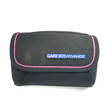 Zippered Travel Case for Nintendo GameBoy Advance Console Pink