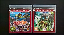 2 x PS3 Games-Enslaved/Modnation Racers