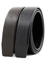 Leather Belt Mens Ratchet Dress Belts