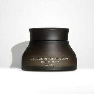 DEMAR3 Signature Vit Roise Vital CRÈME 1.69oz /50ml Anti-Aging Creme K-Beauty