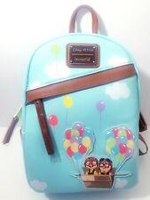 Disney Pixar Up Loungefly Mini Backpack Adventure Bag