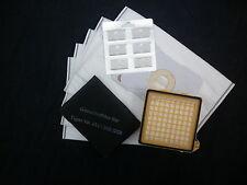 5 Staubsaugerbeutel Tüten Vlies geeignet Vorwerk Tiger 260 + Filterset + Duft