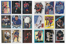 Pavel Bure Inserts Parallels SP Rare Numbered - Choose From List - See Scans