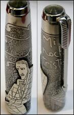 51 Fantasy Fountain Pen TANGO Cap Part in Steel and Silver