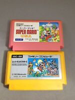 40147 Super Mario Bros. 1 USA NES nintendo Famicom FC Japan