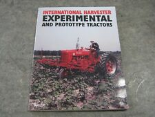 Guy Fay - International Harvester Experimental and Prototype Tractors  softcover