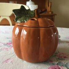 YANKEE CANDLE Fall Harvest PUMPKIN Electric TART WAX WARMER Autumn