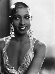 Josephine Baker Photogenic Poster