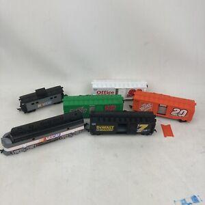 Life-Like Nascar Stock Car Express HO Scale Electric Train