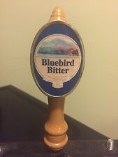 Coniston Brewing Bluebird Bitter Beer Tap Handle Black Bull U.K. United Kingdom