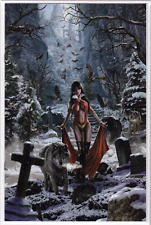 🔥 VAMPIRELLA #1 John Gallagher VIRGIN Exclusive Limited VARIANT /500 NM+ 🔥