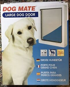 Dog Mate Dog Door - LARGE - NEW!