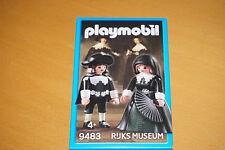 Playmobil 9483 Marten & Oopjen Sonderfigur OVP/NEU/MISB/Limtiert