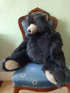 Riesiger MARY MEYER Wee little Bart Bär / Bear - 65cm / Braunbär !!!