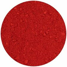 1000g1kg Red Iron Iii Oxide Rust Powder Ferric Oxide Fine Red Pigment