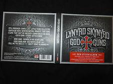 RARE 2 CD LYNYRD SKYNYRD / GOD GUNS / SPECIAL EDITION WITH LIVE RECORDINGS /