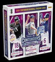 2020 Panini Contenders Baseball FOTL 1 Box Break #064 - 2 Random Teams per Spot