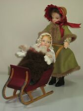 R. JOHN WRIGHT MARY FRANCES AND BABY GRACE 2011 RJW CONVENTION BRAND NEW NRFB
