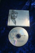 CD.DON WILLIAMS.YOU'RE MY BEST FRIEND.CLASSIC COUNTRY.18 TRACKS.CASTLE PIE.