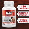 NAC N-Acetyl Cysteine 500mg Capsules | Glutathione | Antioxidant  QTY Discounts