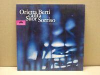 ORIETTA BERTI canta SUOR SORRISO - LP - 33 RPM - GATEFOLD - POLYDOR