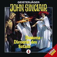 Geisterjäger John Sinclair Damona, Dienerin des Satans (2000)  [CD]