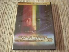 DVD STAR TREK LA PELICULA EL MONTAJE DEL DIRECTOR LEONARD NIMOY NUEVO PRECINTADO