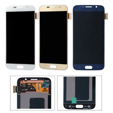 LCD Touch Screen Display Digitizer Assembly Replacement for Samsung Galaxy S6