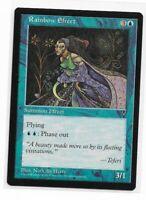 4 Rainbow Efreet = Blue Visions Mtg Magic Rare 4x x4