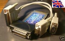 PCMCIA RS422 RS485 2 ports série 16C950 cardbus