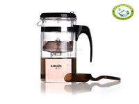 KAMJOVE TP-120 Glass Gongfu Teapot 200ml With Infuser Mug