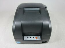 Bixolon SRP-275IIIC Dot Matrix USB Serial Ethernet Receipt Printer Tested
