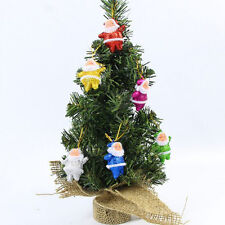 Hot New Christmas Tree Santa Xmas Tree Table Decoration Green Height at 30CM